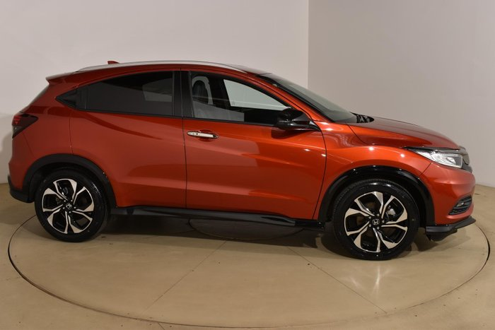2018 Honda HR-V RS MY18 Phoenix Orange