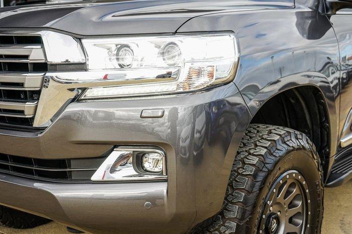 2017 Toyota Landcruiser Sahara VDJ200R 4X4 Dual Range Grey