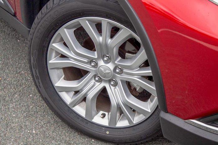 2019 Mitsubishi Outlander ES ZL MY19 4X4 On Demand Red