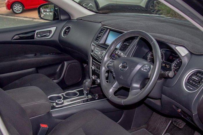 2015 Nissan Pathfinder ST R52 MY15 Black