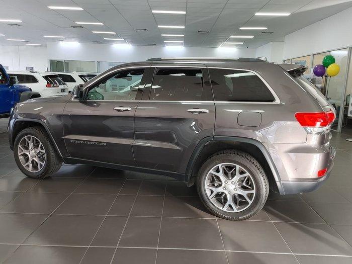 2019 Jeep Grand Cherokee Limited WK MY19 4X4 Dual Range Grey