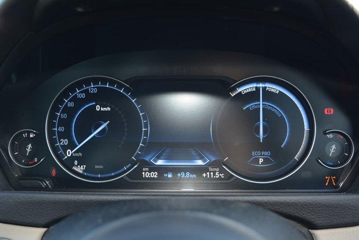 2017 BMW 3 Series 320d M Sport F30 LCI Blue