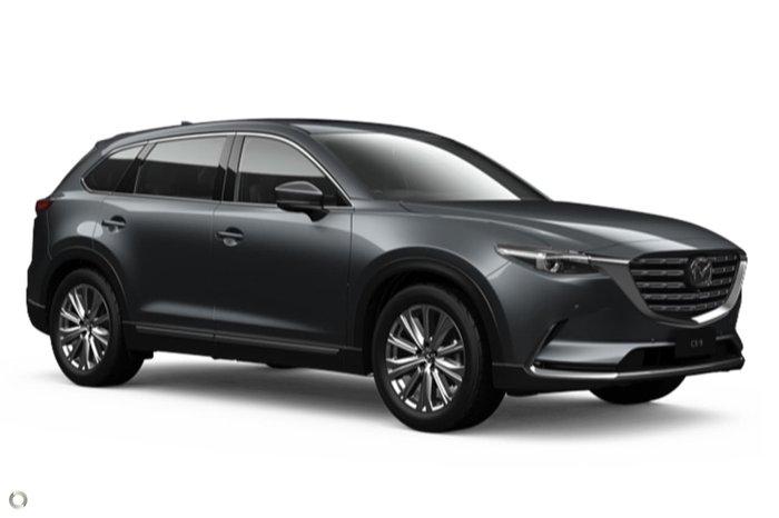 2020 Mazda CX-9 Azami LE TC 4X4 On Demand Grey