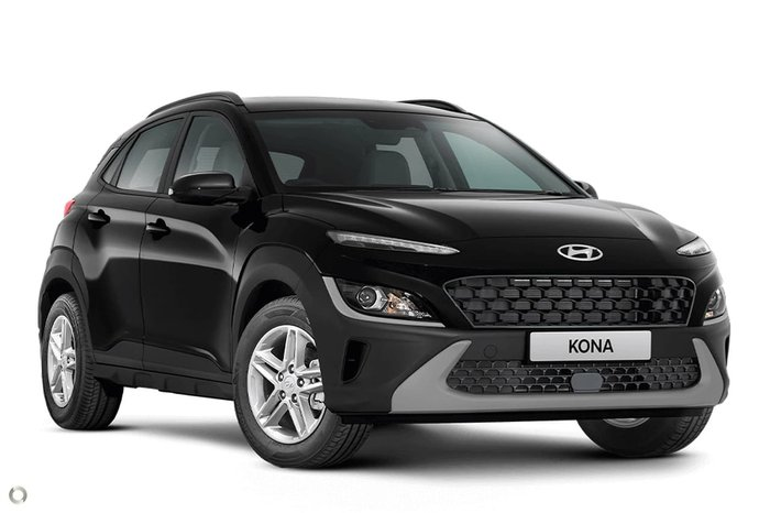2021 Hyundai Kona OS.V4 MY21 Phantom Black