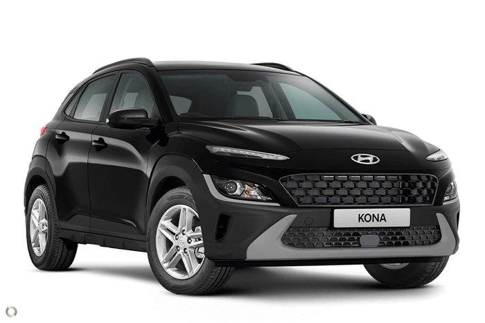 2021 Hyundai Kona OS.V4 MY21 Phantom Black