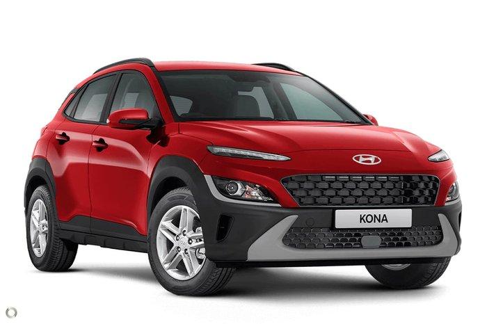 2021 Hyundai Kona OS.V4 MY21 Ignite Flame
