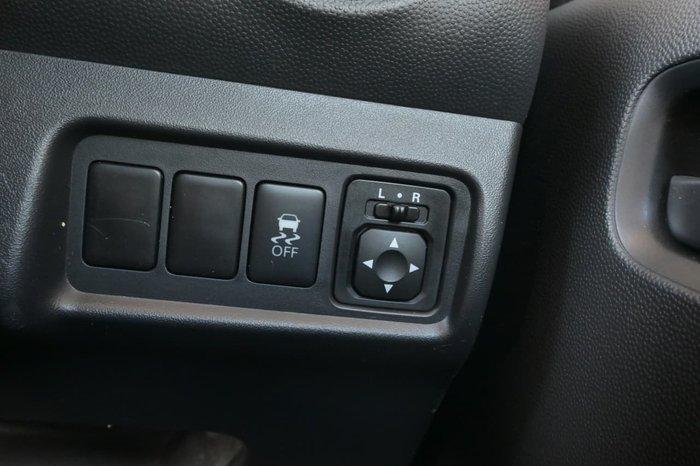 2016 Mitsubishi Mirage ES LA MY17 Black