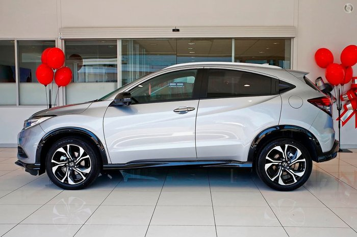 2021 HONDA HR-V RS (No Series) Silver