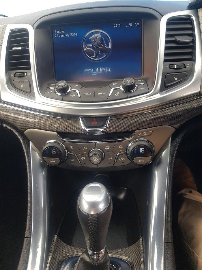 2015 Holden Calais V VF MY15 Silver