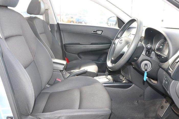 2010 Hyundai i30 SX FD MY11 Blue