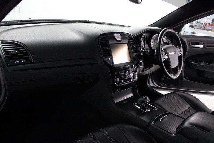 2013 Chrysler 300 C Luxury LX MY13 Silver