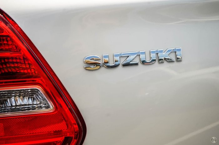 2020 Suzuki Swift Sport AZ White
