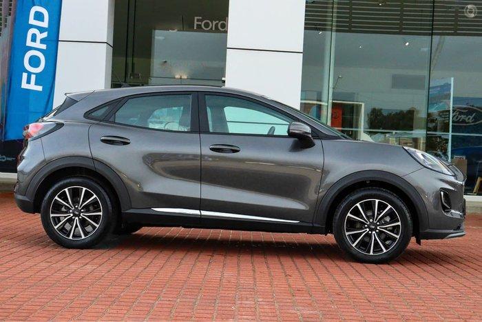 2020 Ford Puma JK MY20.75 Grey