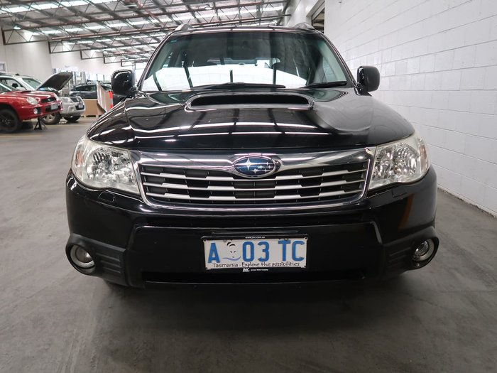 2009 Subaru Forester XT S3 MY10 AWD Black