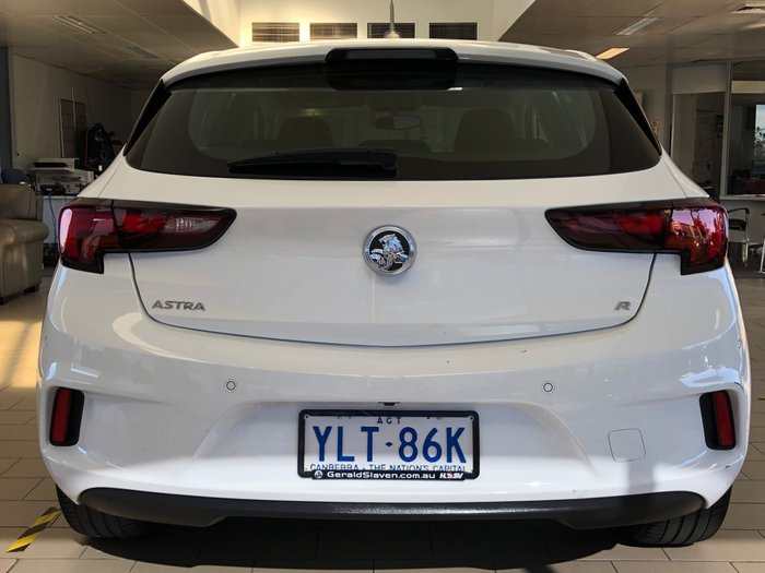 2017 Holden Astra R BK MY17 Summit White