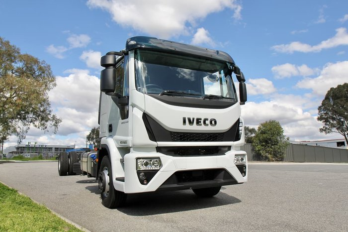 2021 IVECO EUROCARGO ML160 WHITE