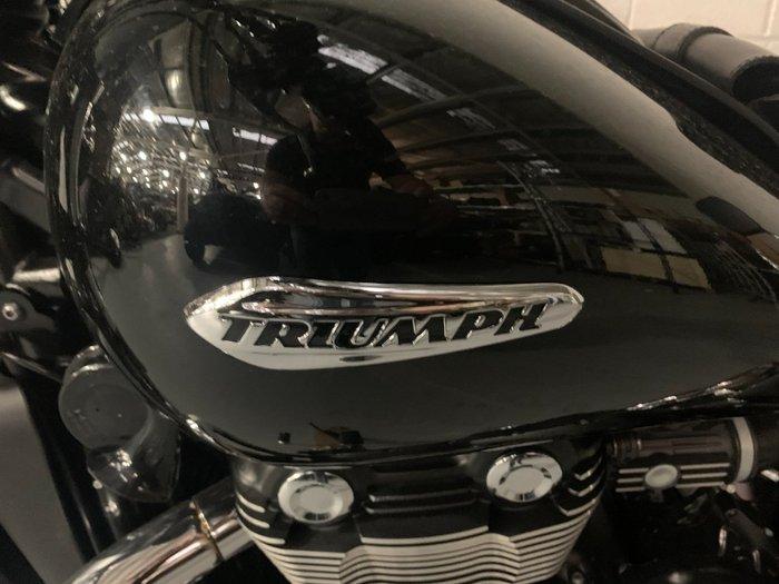 2013 Triumph THUNDERBIRD STORM Black