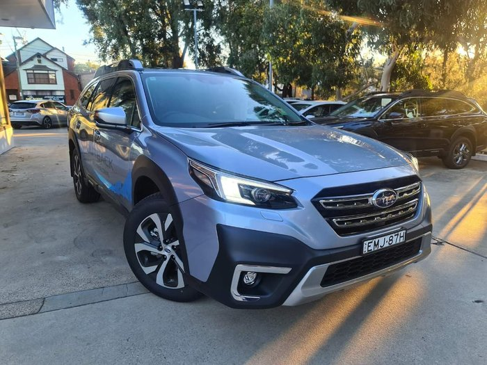 2021 Subaru Outback AWD Touring 6GEN MY21 Four Wheel Drive Silver