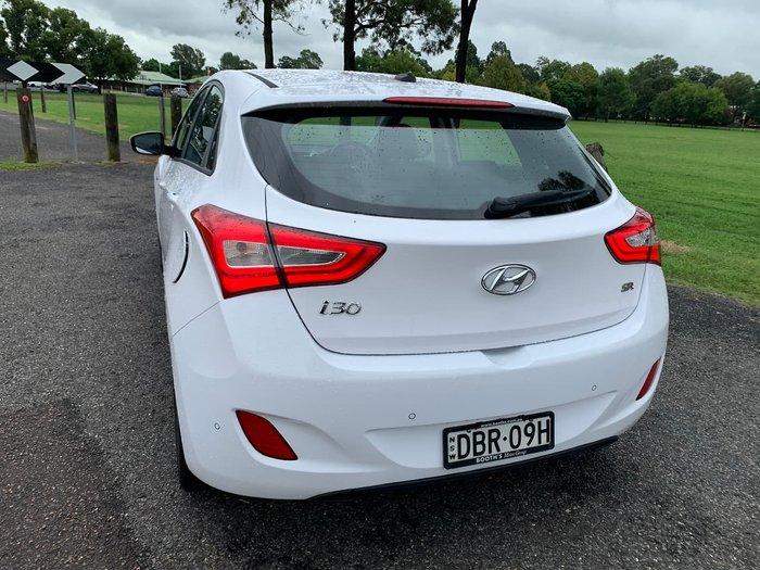 2015 Hyundai i30 SR GD3 Series II MY16 White
