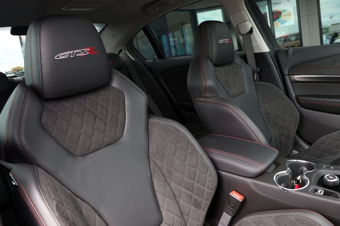 2017 Holden Special Vehicles GTS R GEN-F2 MY17 Black