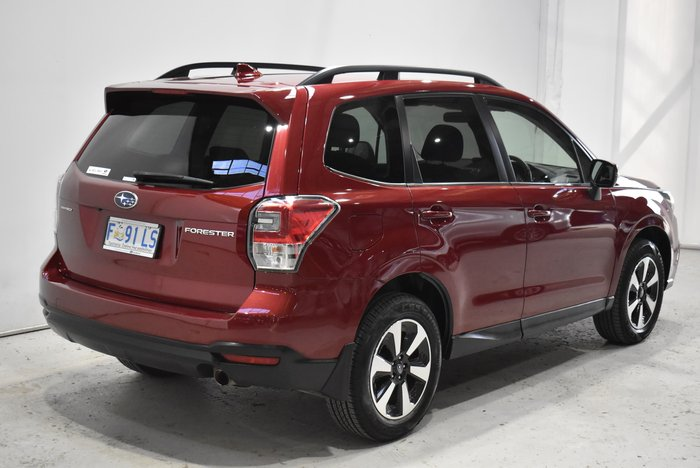 2016 Subaru Forester 2.5i-L S4 MY16 AWD Venetian Red