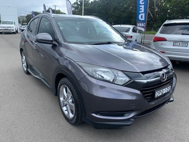 2017 Honda HR-V Limited Edition MY17 Modern Steel