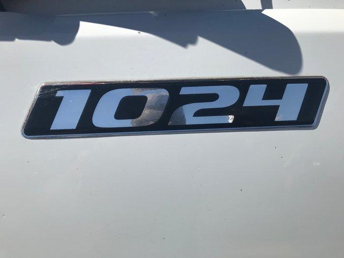 2012 FUSO FIGHTER 1024 WHITE