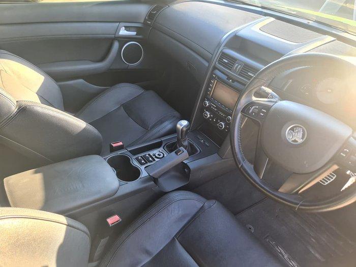 2007 Holden Commodore SS V VE Green