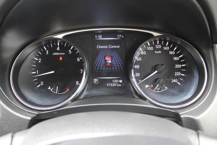2014 Nissan X-TRAIL ST-L T32 Red