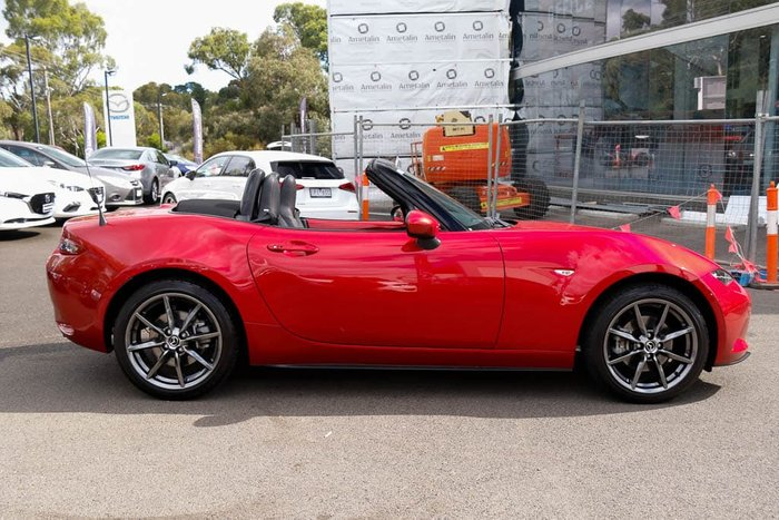2015 Mazda MX-5 GT ND Soul Red