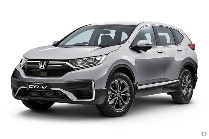 2021 Honda CR-V VTi L AWD RW MY21 4X4 On Demand Silver