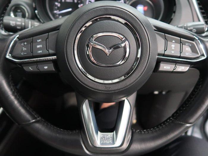 2017 Mazda CX-9 Azami TC 4X4 On Demand Silver