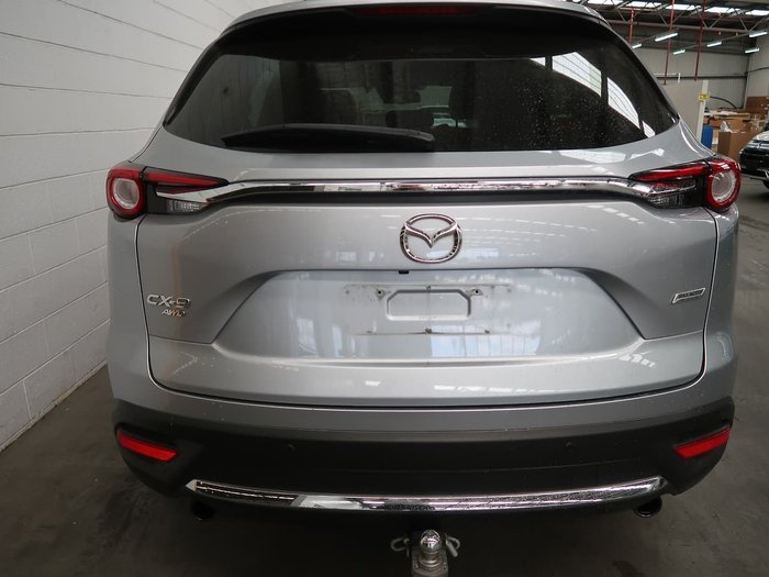 2017 Mazda CX-9 Azami TC 4X4 On Demand Silver