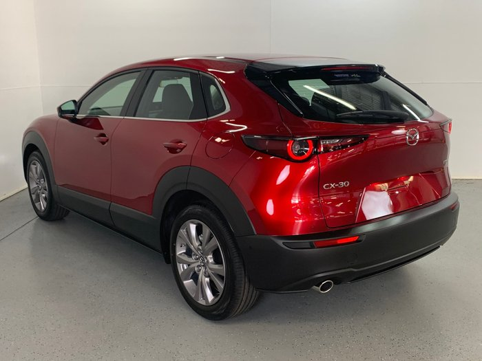 2020 Mazda CX-30 G20 Touring DM Series Soul Red Crystal
