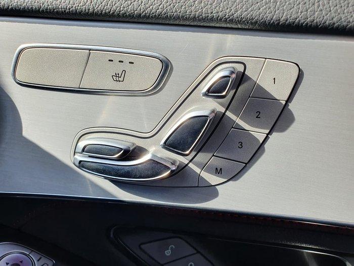 2020 Mercedes-Benz GLC-Class GLC43 AMG X253 Four Wheel Drive