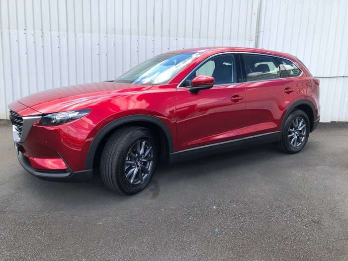 2021 Mazda CX-9 Touring TC Soul Red Crystal