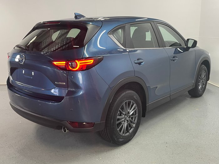 2021 Mazda CX-5 Maxx Sport KF Series Eternal Blue