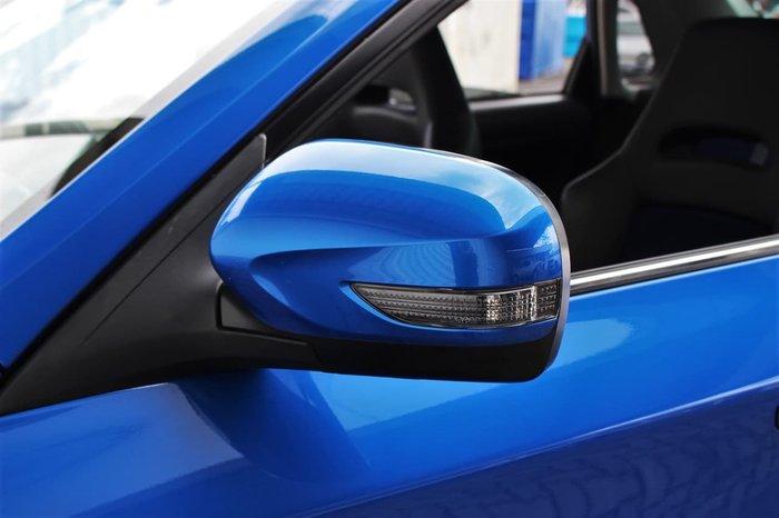 2013 Subaru Impreza WRX RS40 G3 MY14 Four Wheel Drive Blue