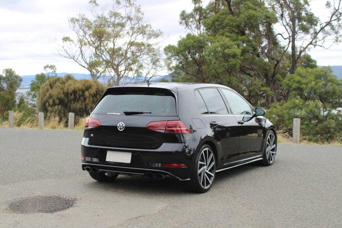 2017 Volkswagen Golf R 7.5 MY17 Four Wheel Drive Black