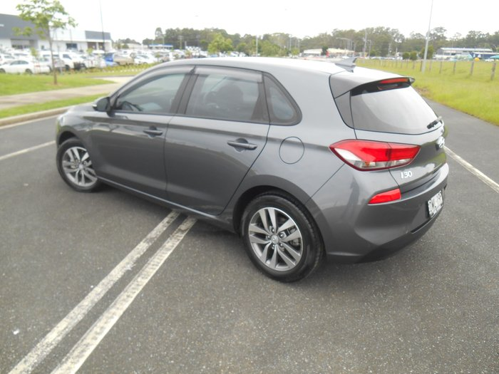 2018 Hyundai i30 Active PD MY18 Iron Grey