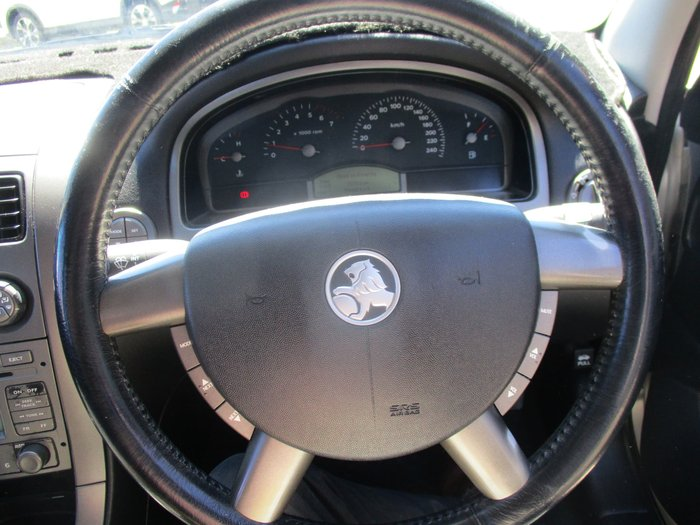 2003 Holden Commodore Lumina VY Quick Silver