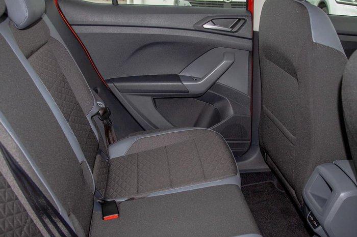 2021 Volkswagen T-Cross 85TSI Style C1 MY21 Orange