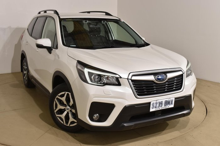 2018 Subaru Forester 2.5i S5 MY19 AWD Crystal White