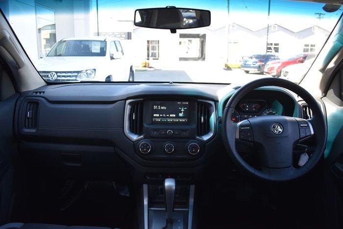 2019 Holden Colorado LS-X RG MY20 4X4 Dual Range White