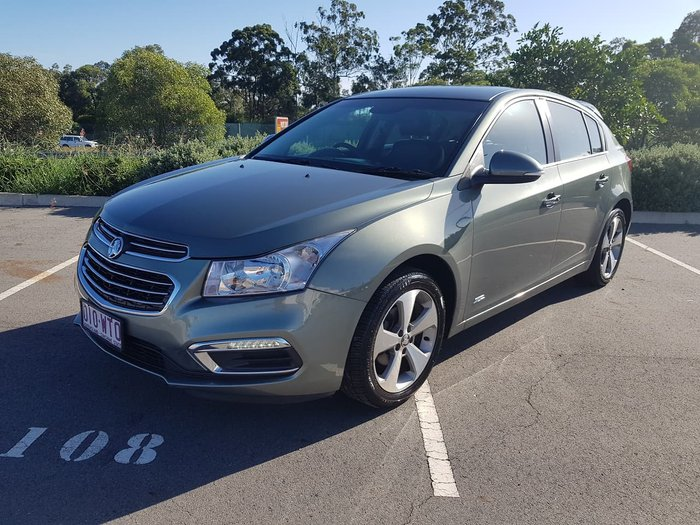 2017 Holden Captiva LTZ CG MY18 4X4 On Demand Grey