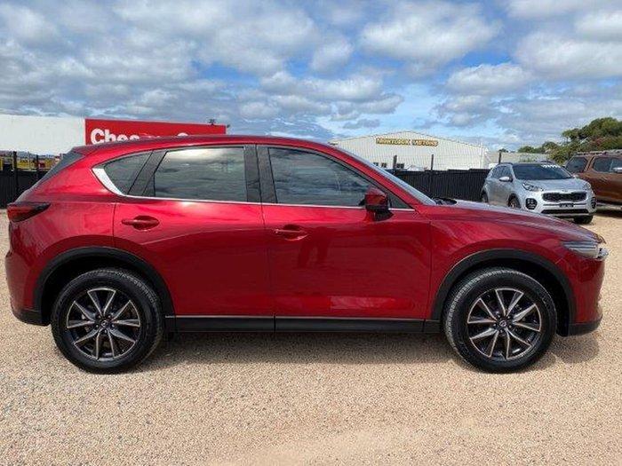 2018 Mazda CX-5 Akera KF Series 4X4 On Demand Red