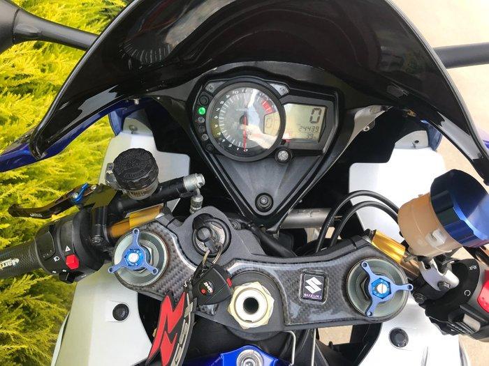 2008 Suzuki GSX-R1000