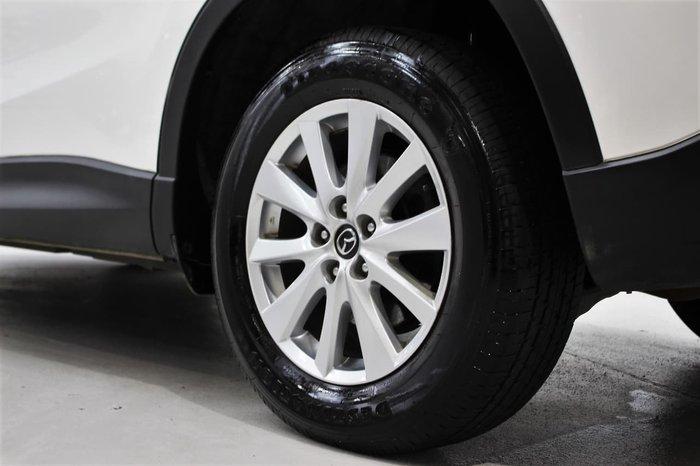 2015 Mazda CX-5 Maxx Sport KE Series 2 4X4 On Demand White