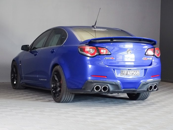 2015 Holden Special Vehicles Clubsport R8 LSA GEN-F2 MY16 Slipstream