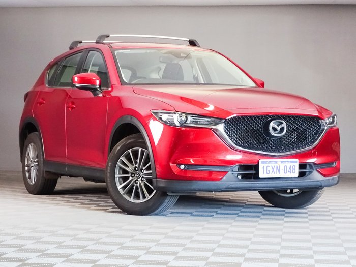 2018 Mazda CX-5 Maxx Sport KF Series Soul Red Crystal